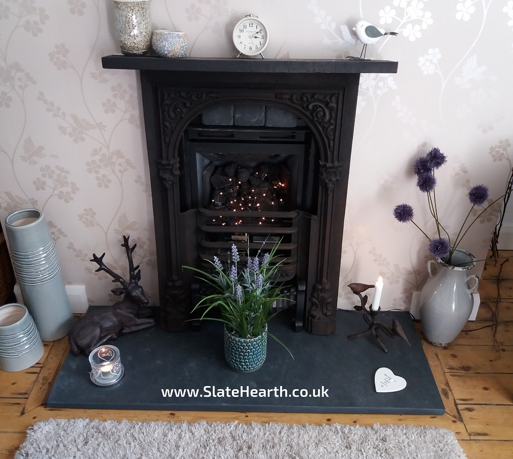T shaped slate hearth pricing